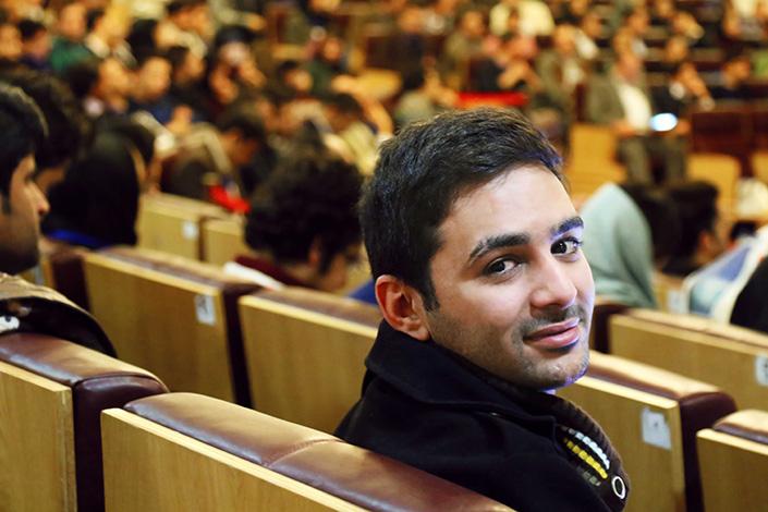 مراسم اختتامیه هشتمین جشنواره وب و موبایل ایران