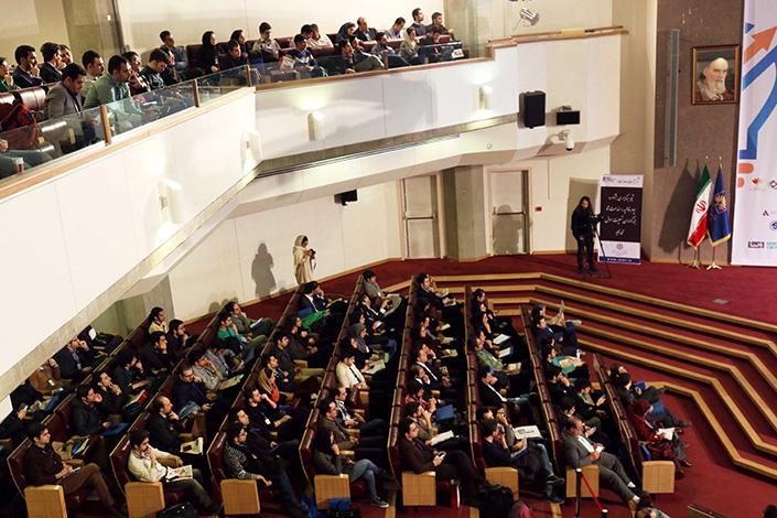 اختتامیه هشتمین جشنواره وب و موبایل ایران