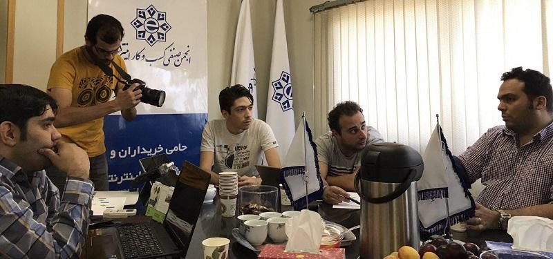 بهبود فرآیند داوری دهمین دوره جشنواره وب و موبایل ایران