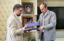 تفاهم نامه بنیاد ملی بازی های رایانه ای و دانشکده مدیریت دانشگاه تهران
